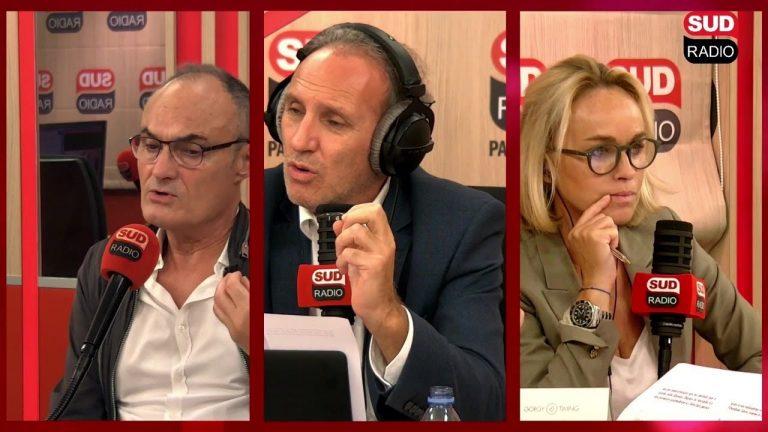 Philippe Val, ancien directeur de Charlie Hebdo, invité de Sud Radio