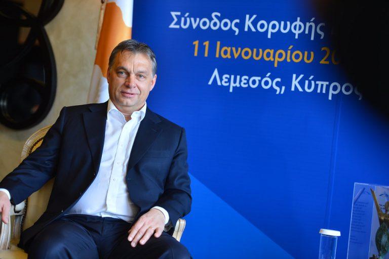 Viktor Orban : « Le PPE est devenu une annexe de la gauche européenne »
