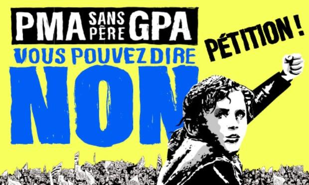 Une manifestation contre la GPA et la PMA sans père le 10 octobre à Nantes