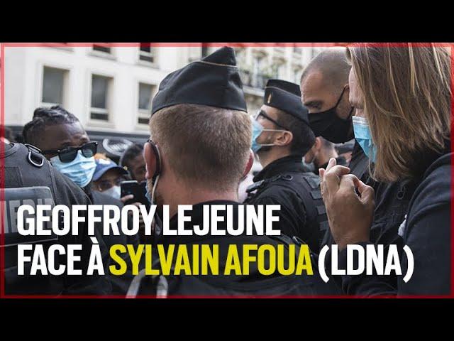 Geoffroy Lejeune face à Sylvain Afoua (LDNA) suite à l'affaire Valeurs actuelles/Danièle Obono