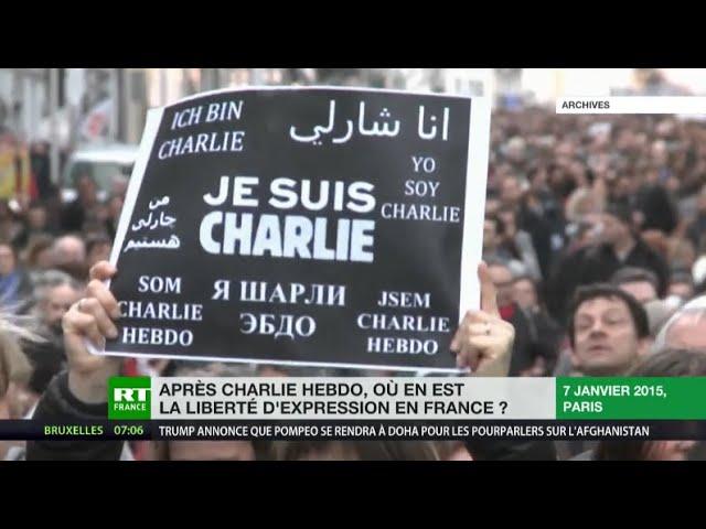 Charlie Hebdo. Qu'en est-il de la liberté d'expression en France ?