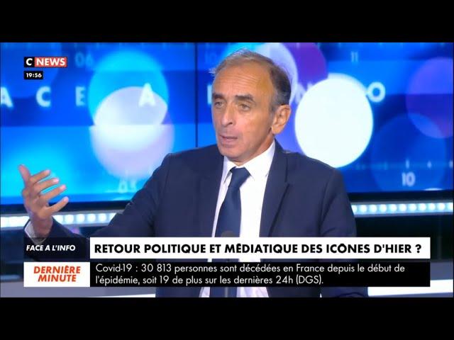 Éric Zemmour : « Sur le plan sécuritaire et identitaire, Macron fait du Hollande »