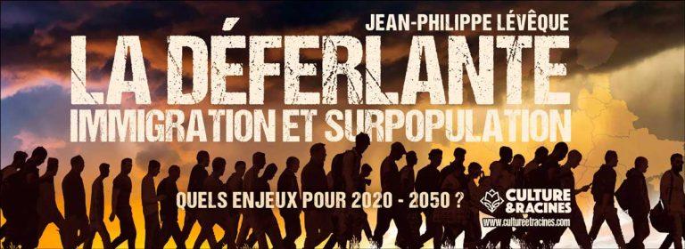 Jean-Philippe Lévêque (La déferlante, Immigration et Surpopulation) : « La non maitrise de la natalité est un danger imminent pour l'humanité » [Interview]