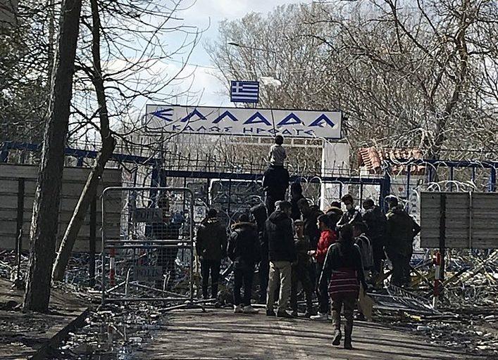 Grèce. Un mur de 26 km construit à la frontière turque pour stopper l'immigration