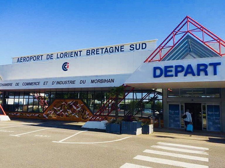 Aéroport de Lorient. Un trafic aérien en chute libre pour un avenir incertain