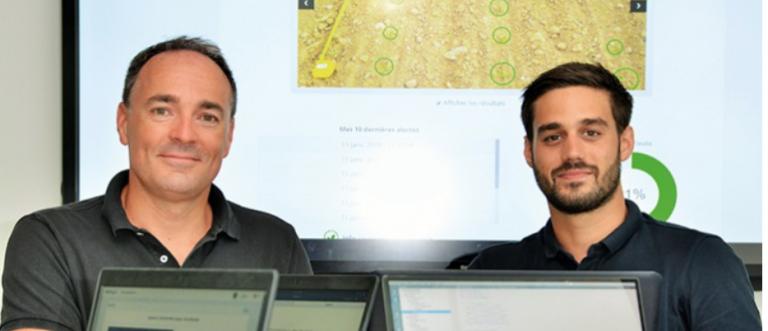 Intelligence Artificielle et Agriculture. Une start-up rennaise veut démocratiser son usage