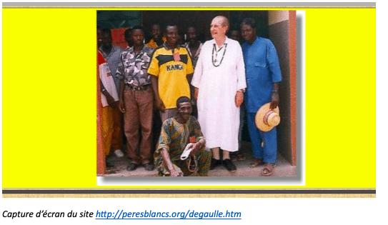 Burkina Faso. Retour sur la disparition de l'abbé François de Gaulle, neveu du Général