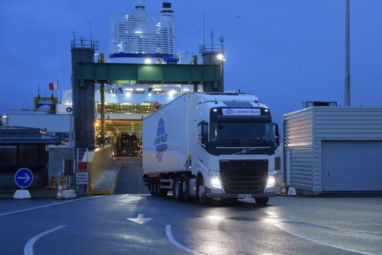 Brittany Ferries : transport touristique en berne, mais activité fret en progression