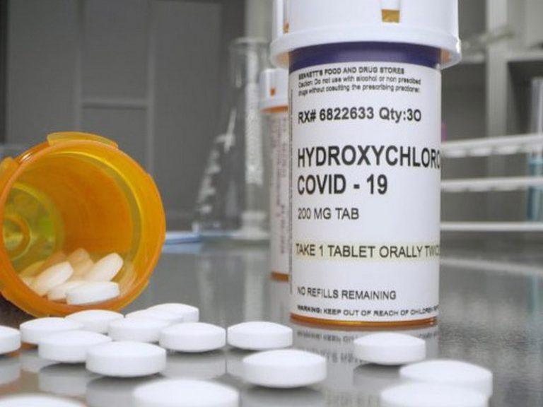 L'hydroxychloroquine fait toujours de la résistance