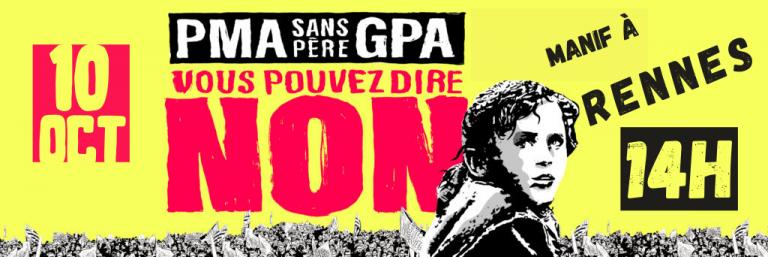 « Marchons ensemble » contre la GPA et la PMA. Dernières informations (La CGT et les antifas s'en mêlent)