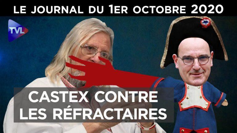 Castex contre les réfractaires