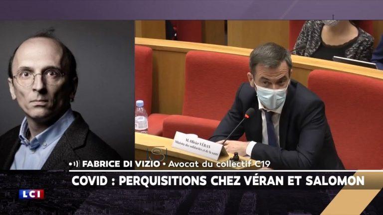 Covid-19. Maître Fabrice Di Vizio : « Nous ne cherchons pas de coupables, nous cherchons la vérité ! »