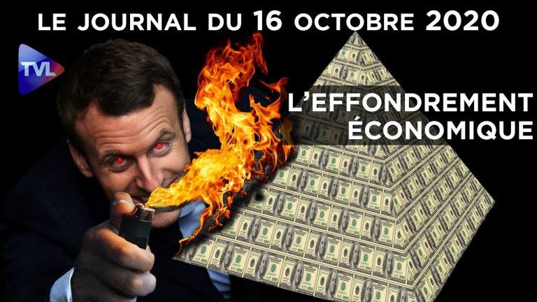 Emmanuel Macron précipite l'effondrement économique [Vidéo]