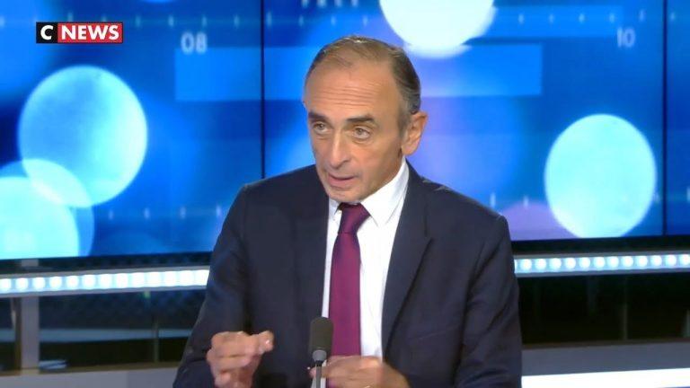 """Eric Zemmour : « Je maintiens que tous les """"mineurs isolés"""" étrangers doivent être renvoyés chez eux (…) Le gouvernement devrait s'en prendre à eux et non à moi. Au risque qu'ils font courir au peuple français »"""