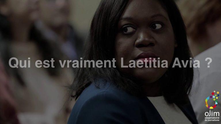 « Karaba la sorcière, pourquoi es-tu si méchante ? ». Le vrai visage de Laetitia Avia