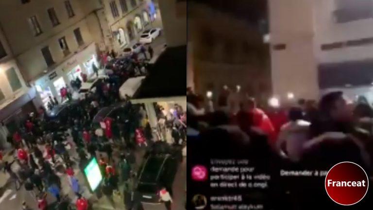 Vivre ensemble à Vienne et à Décines (France). Des Turcs mènent une expédition punitive contre les Arméniens. La police prise à partie.