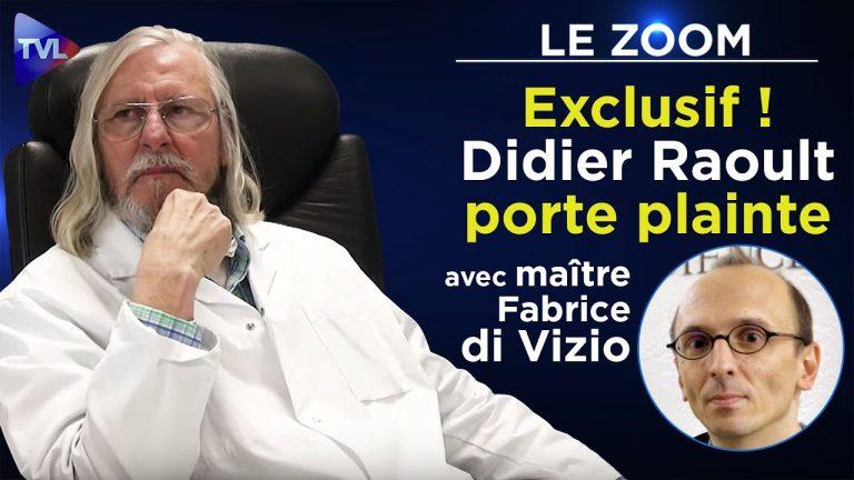[EXCLU] Didier Raoult va porter plainte pour mise en danger de la vie d'autrui contre l'ANSM