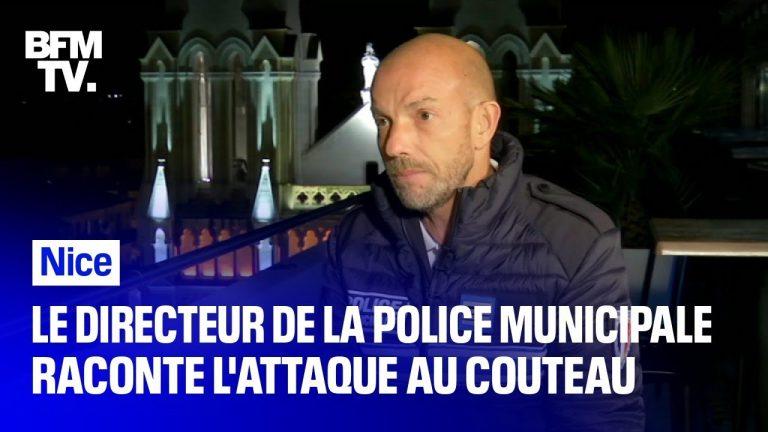 Attentat islamiste à Nice. Le directeur de la police municipale raconte l'attaque au couteau