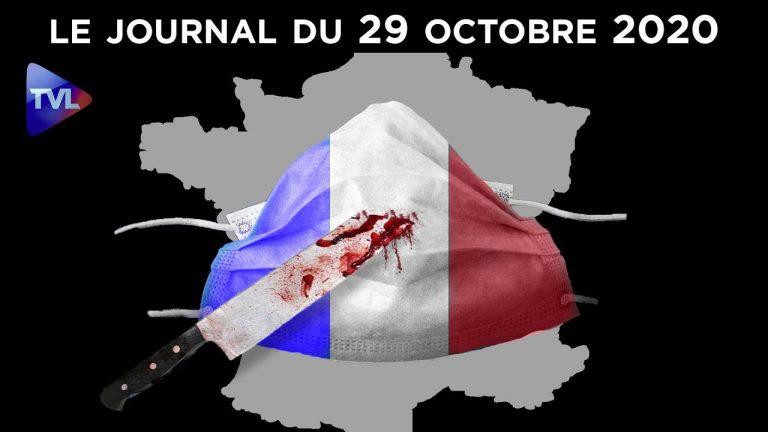Terrorisme, confinement : les Français abattus