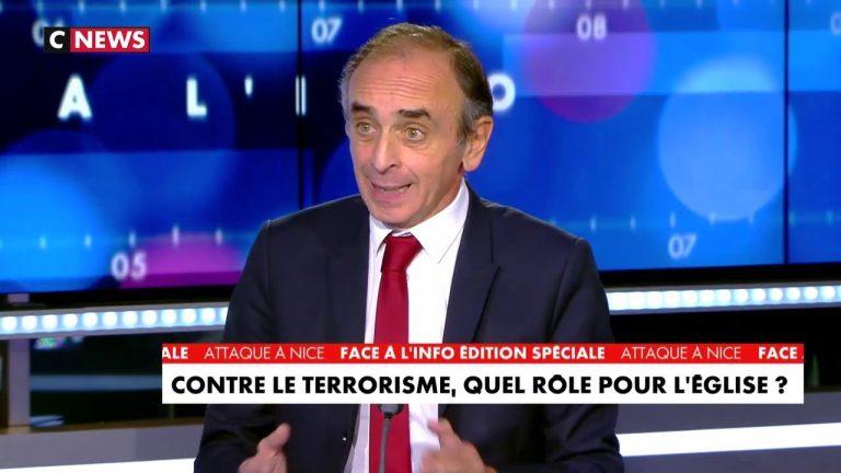 Éric Zemmour : « Il y a un conflit entre l'islam et la France ! »
