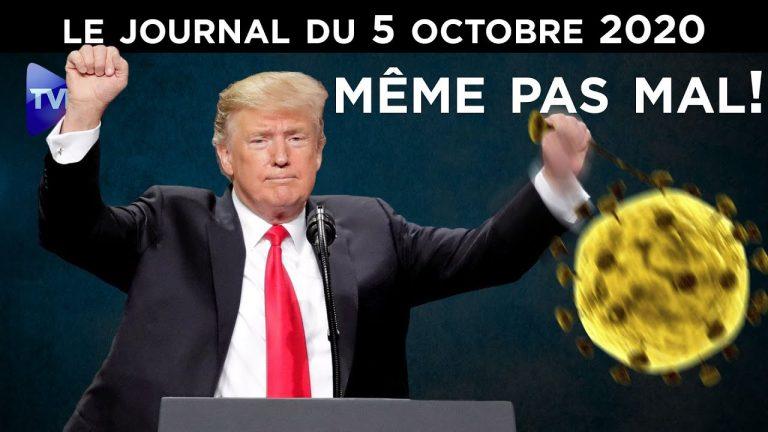 Donald Trump contre le Covid-19