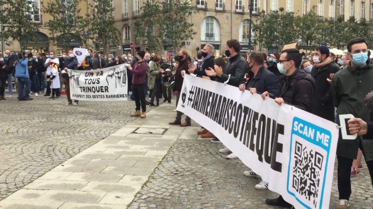 Rennes. Des patrons de bar en colère contre les mesures sanitaires