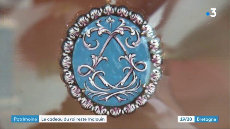 Saint-Malo. Pour 500 000 €, un entrepreneur Malouin s'adjuge la récompense d'un corsaire de Louis XIV à la barbe des Anglais