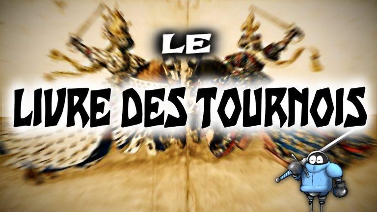Le livre des tournois du roi René d'Anjou