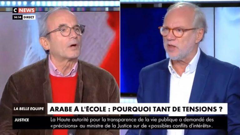 « Le mensonge, ça suffit ! » : Énorme CLASH entre Laurent Joffrin et Ivan Rioufol sur CNews