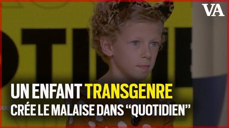 Élisabeth Lévy. « Lillie, enfant transgenre de 8 ans, utilisée pour l'idéologie »