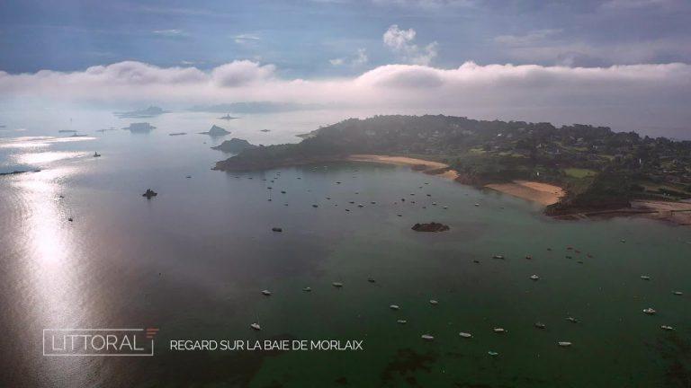 Littoral, regard sur la baie de Morlaix