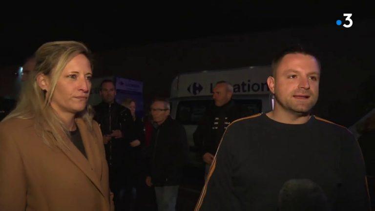 Opération escargot des patrons de discothèques sur la rocade de Rennes