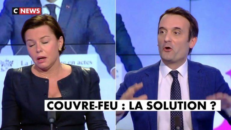 Florian Philippot prend le Dr. Jean-Paul Hamon en flagrant délit de «fake news» en direct sur CNews