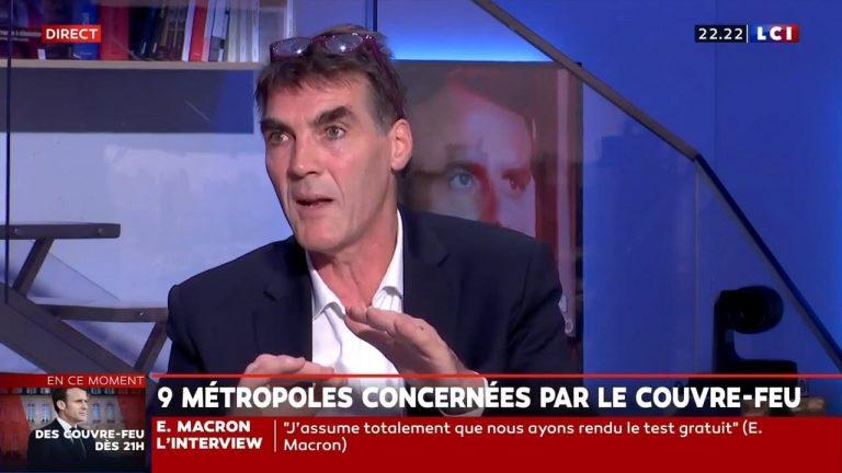 Jean-François Toussaint : « Avec le couvre-feu, nous allons plonger dans la très grande pauvreté ! »