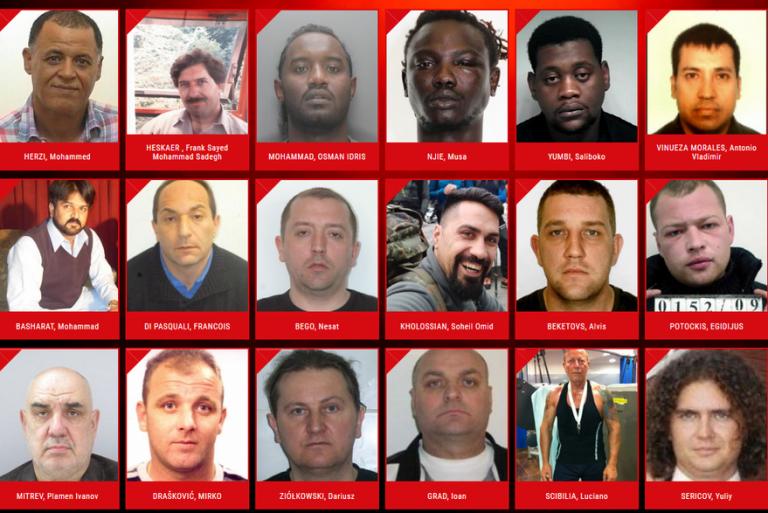 """""""Most wanted"""" : qui sont les criminels sexuels les plus recherchés d'Europe ?"""