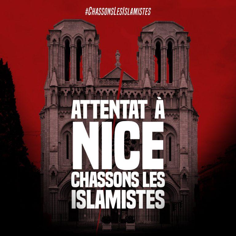 Attentat à Nice. Chassons les islamistes, par Clément Martin (Génération Identitaire)