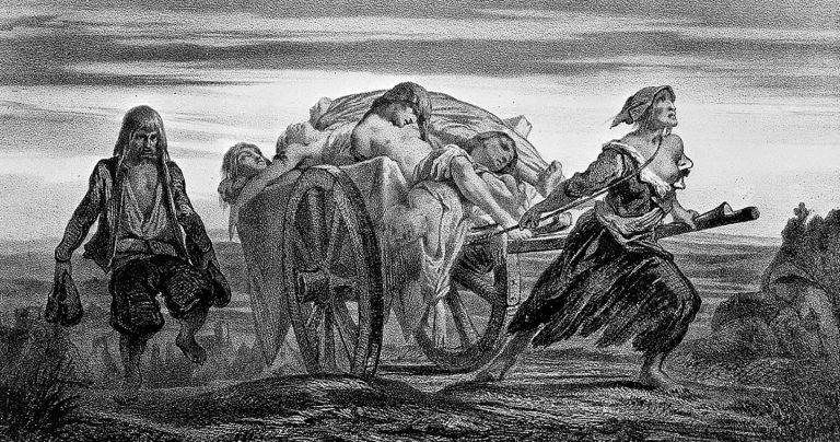 Bien avant le Covid-19. Comment l'Europe a-t-elle fait face à la Peste noire ?