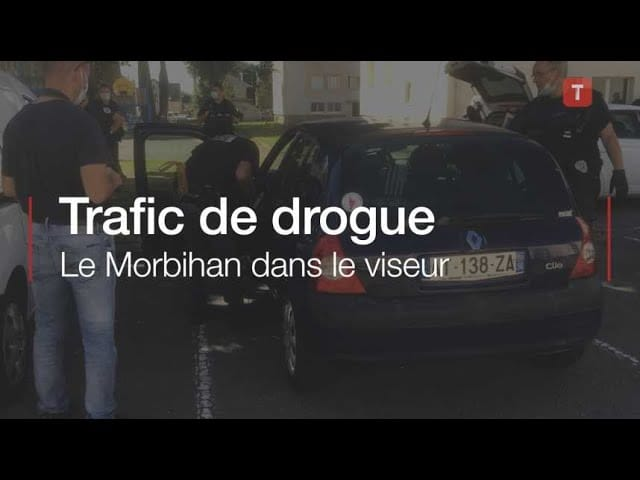 Trafic de drogues: Le Morbihan dans le viseur