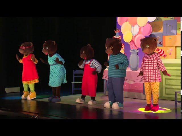 Petit Ours Brun. Le spectacle pour enfants débarque au cinéma