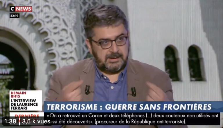 Mohamed Sifaoui : « Tout ce qui est improductif dans une société maghrébine, africaine ou turque […] est envoyé en Occident »