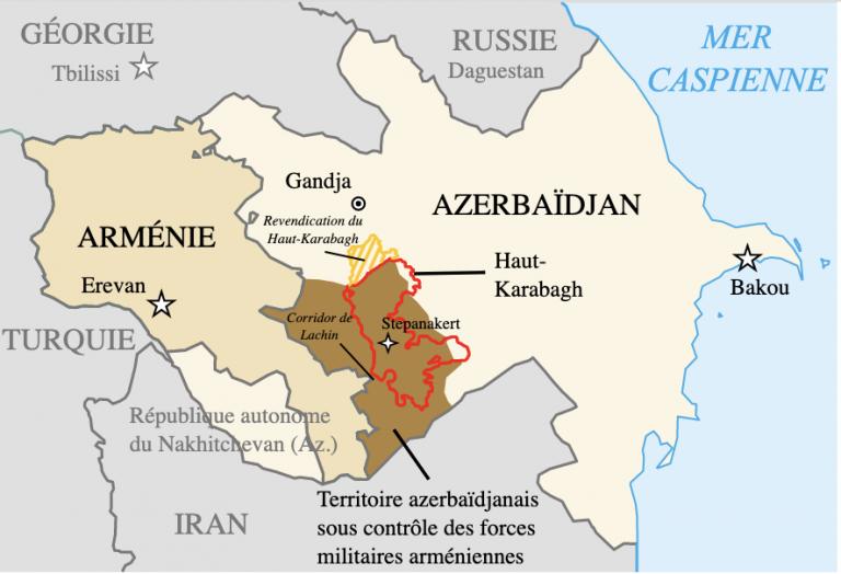 Arménie. La Turquie jette de l'huile sur le feu au Haut-Karabakh