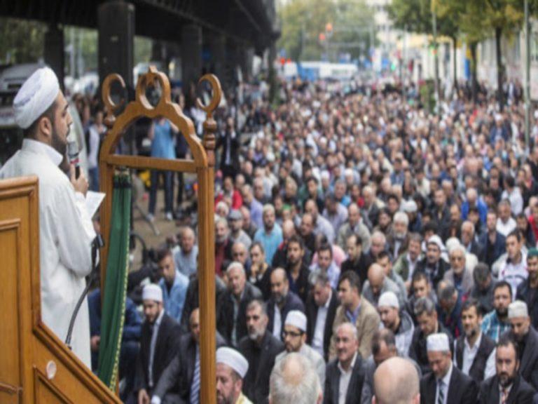 Allemagne. Des islamistes organisent des manifestations anti-françaises