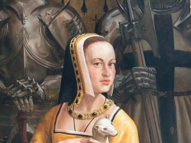 Anne de Bretagne, héroïne de bande dessinée