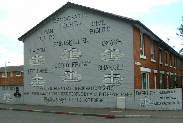 Irlande du Nord. Il y a 48 ans, pas de Black Friday mais un Bloody Friday à Belfast
