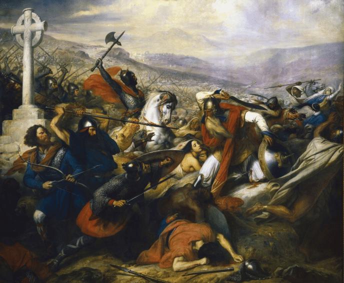 Georges Minois : « L'élément religieux est absent des motivations de Charles Martel » [Interview]