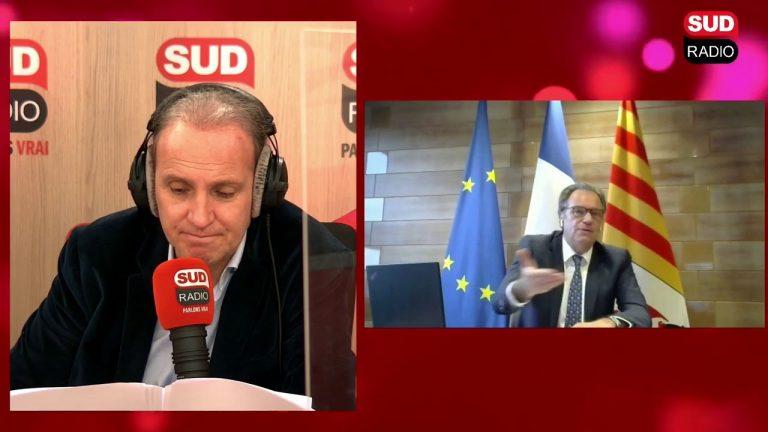 Renaud Muselier. « Le Pr Raoult gagnera tous ses procès, il a sauvé beaucoup de gens »
