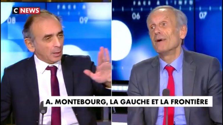 Eric Zemmour : « On doit à Merkel l'invasion de migrants en Europe. Elle est sous le joug d'Erdogan »