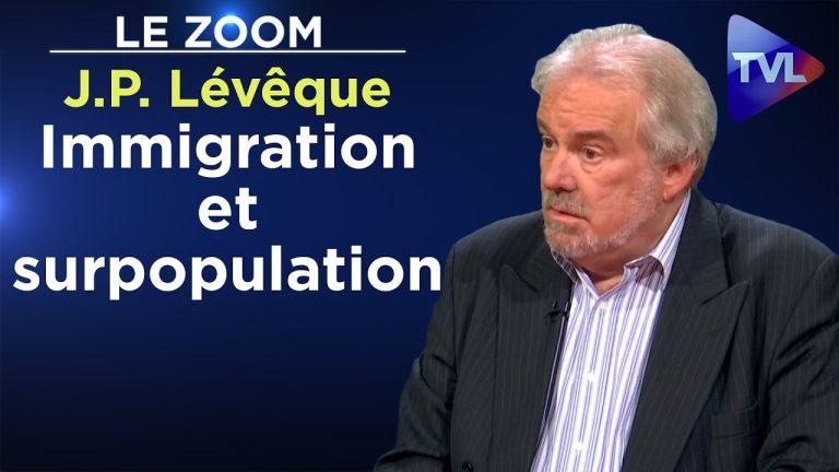 Immigration et surpopulation par Jean-Philippe Lévêque