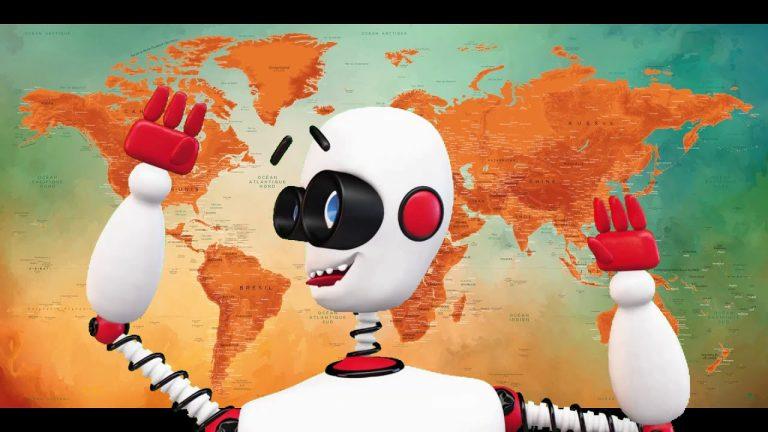 Les dessous de l'oligarchie épisode 2 : Robotisation, souriez vous êtes remplacés !