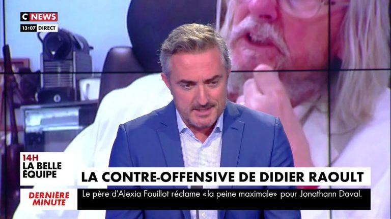 Stéphane Ravier : « Qu'a fait Didier Raoult pour mériter ce traitement ? Il n'apporte pas la soupe aux laboratoires ? »